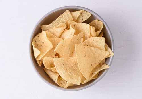 Chips de tortilla