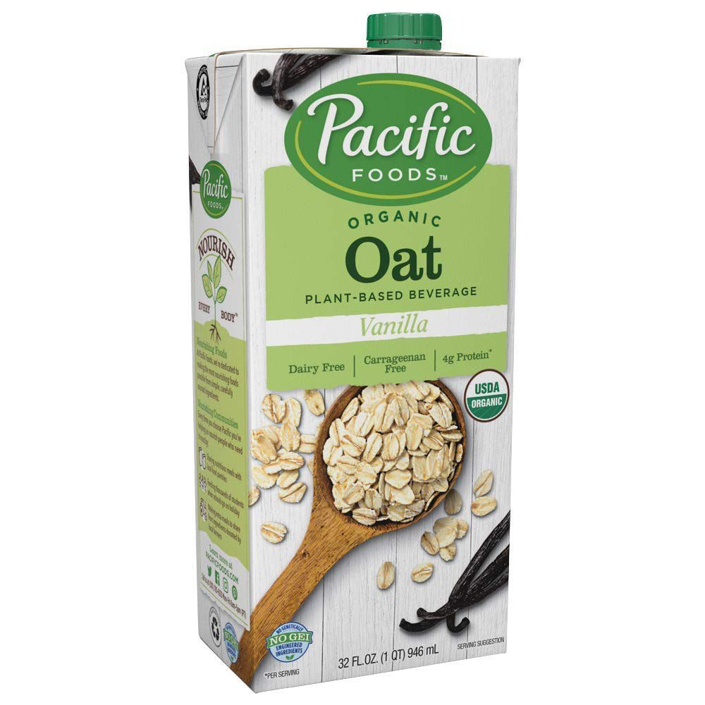 Pacific Foods Oat Non-Dairy Beverage