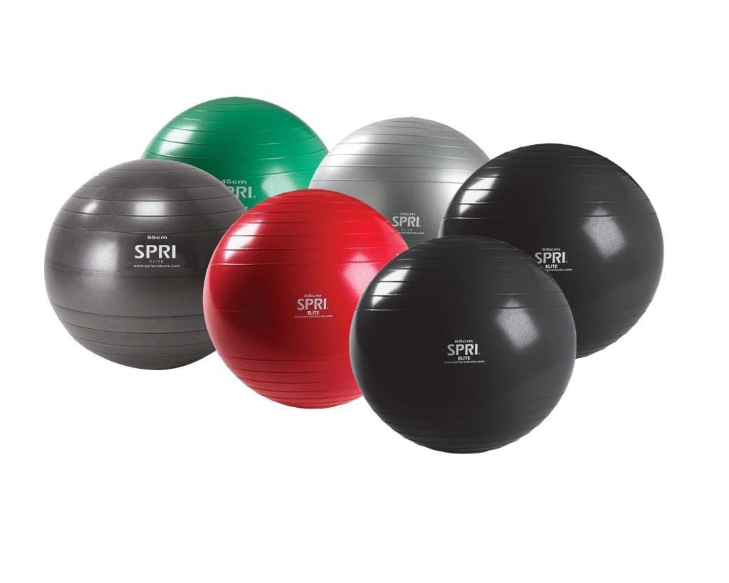 SPRI exercise balls