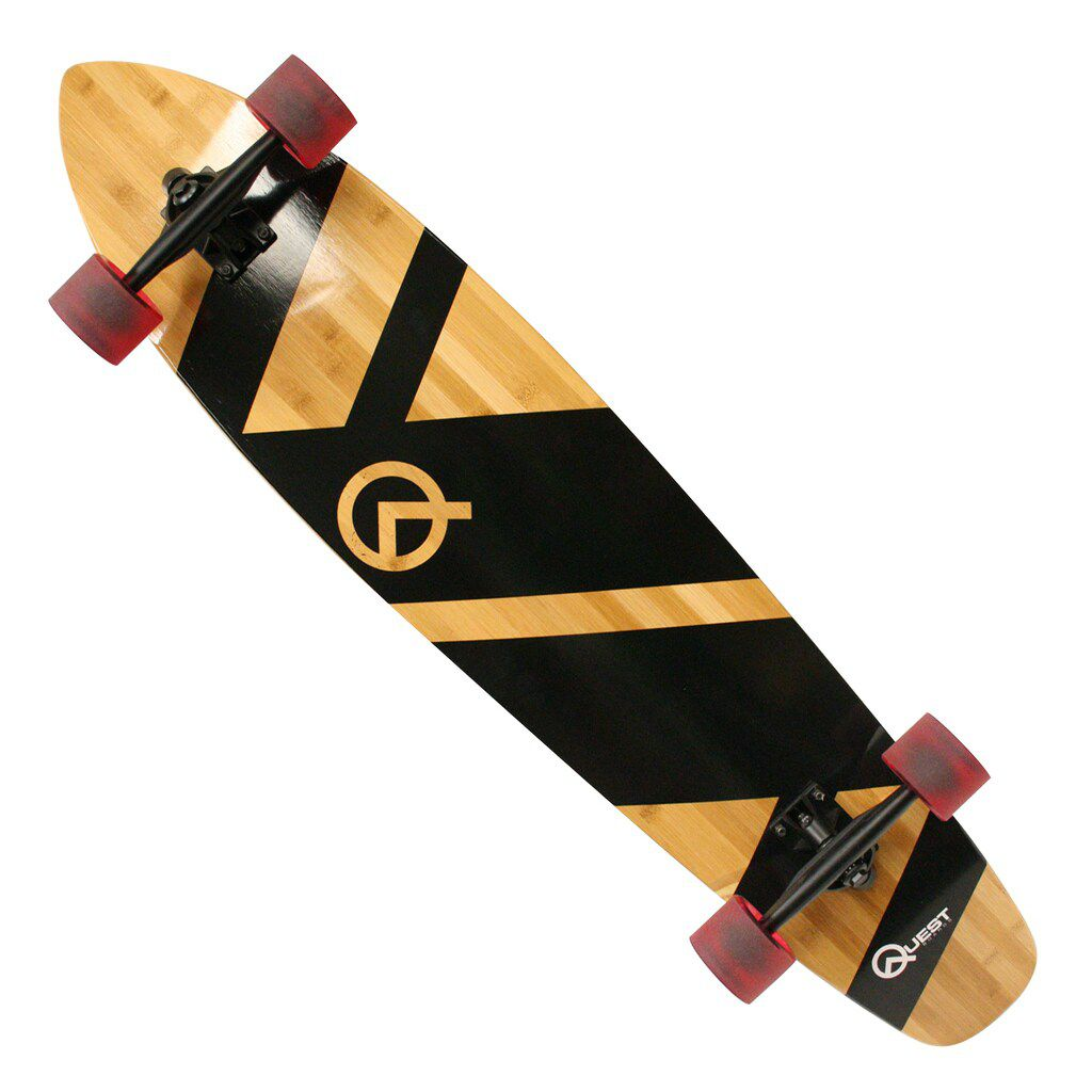"Quest Longboard Super Cruiser 44 ""Tabla de skate"