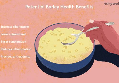Bowl of barley