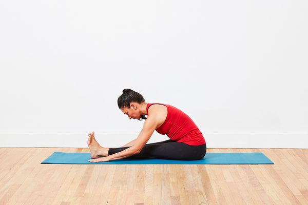 Simple Hamstring stretch