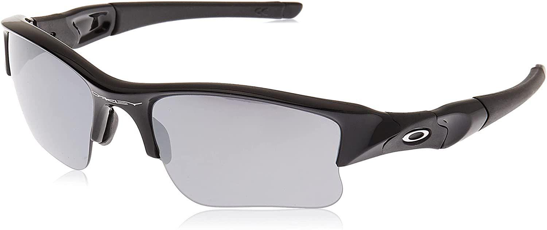 Oakley Men's Flak Jacket Rectangular Sunglasses
