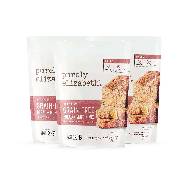 Purely Elizabeth Grain-Free Bread & Muffin Mix