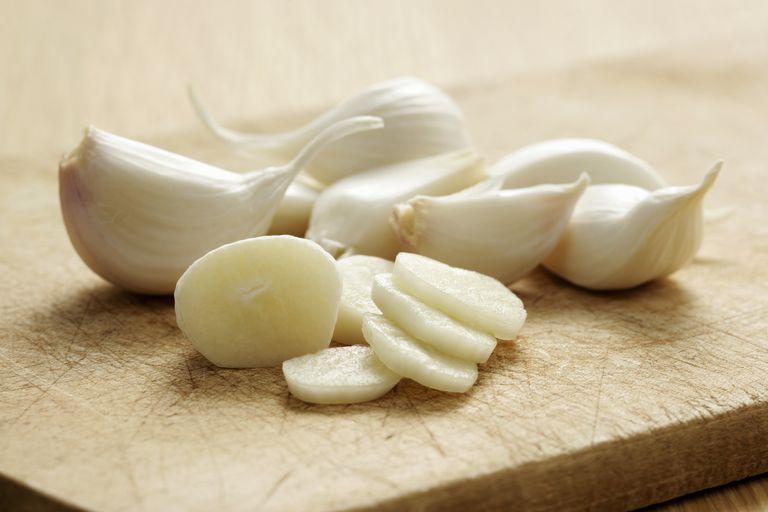 garlic nutrition facts