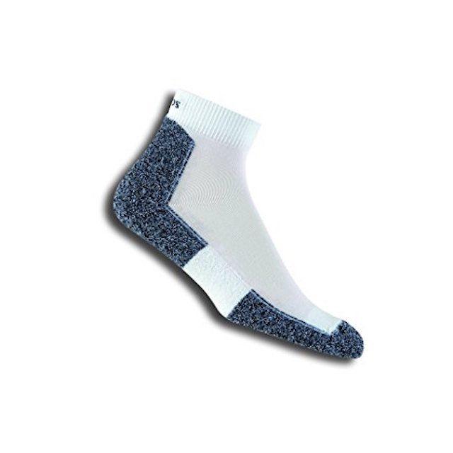 Men's Lite Running Thin Padded Ankle Socks