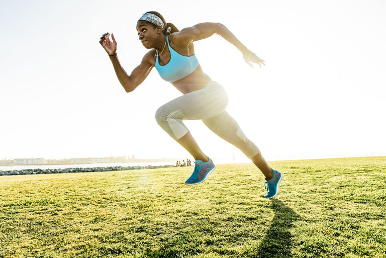 Get Fit Faster With 30-Second Sprints