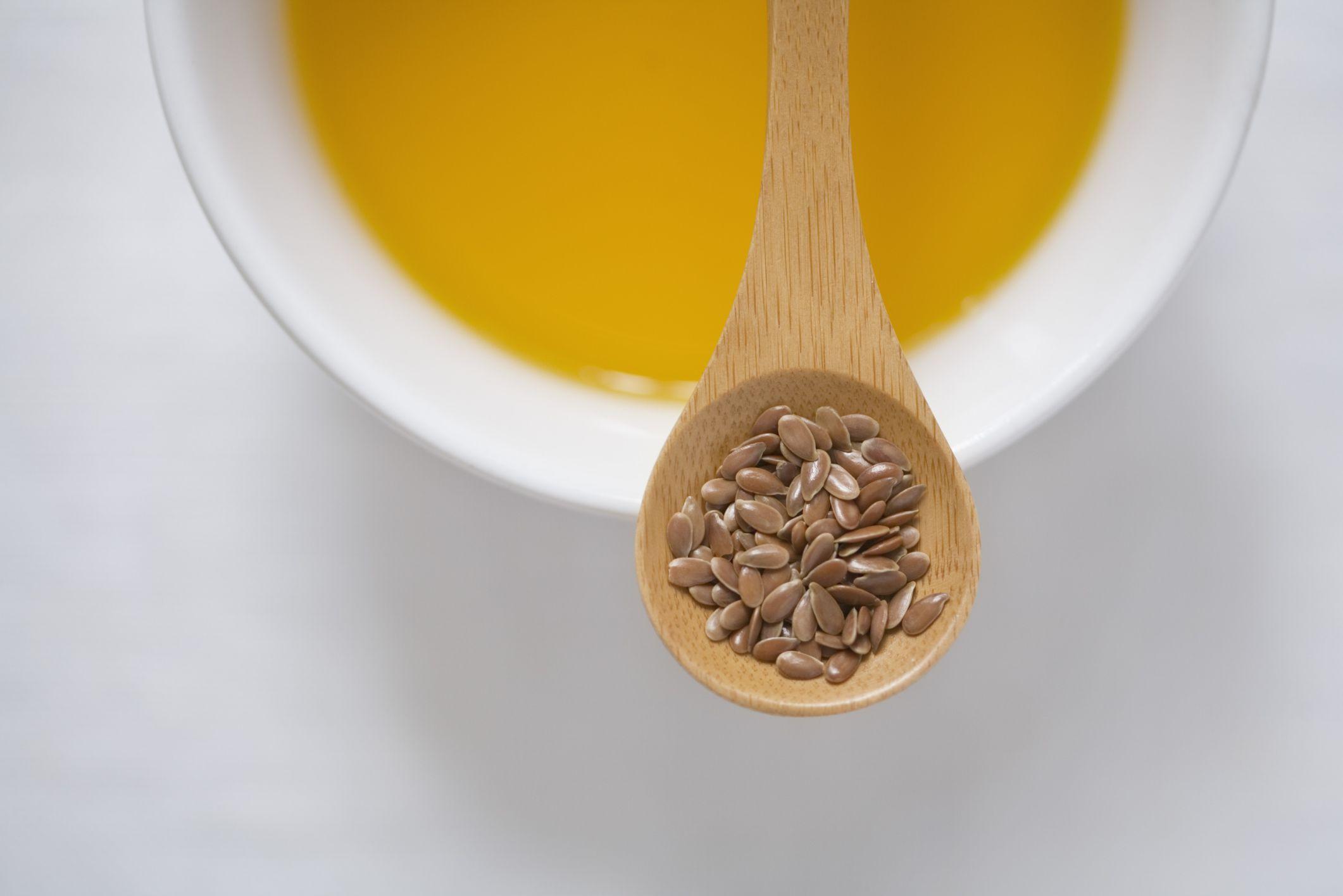 Plant Sources of Omega-3 Fatty Acids