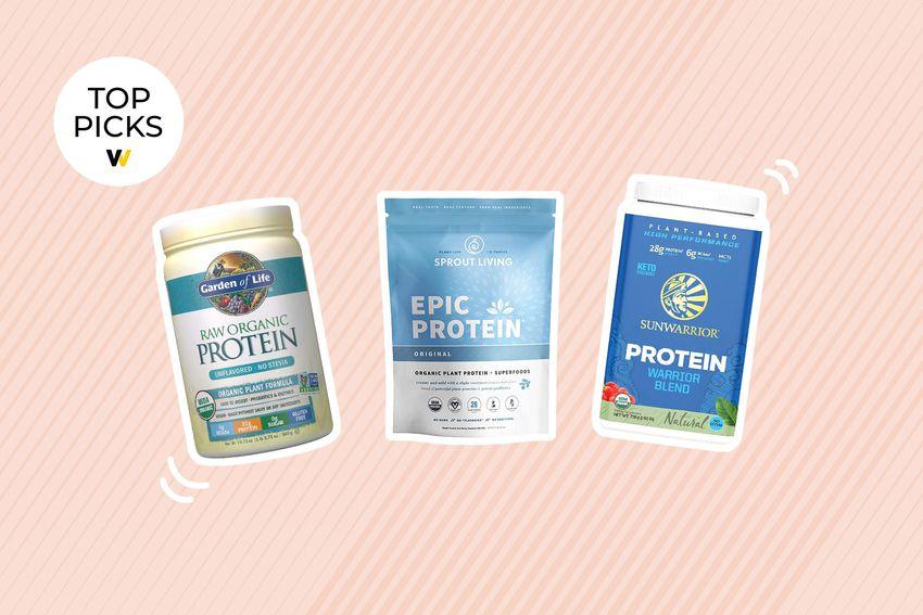 Organic Protein Powders