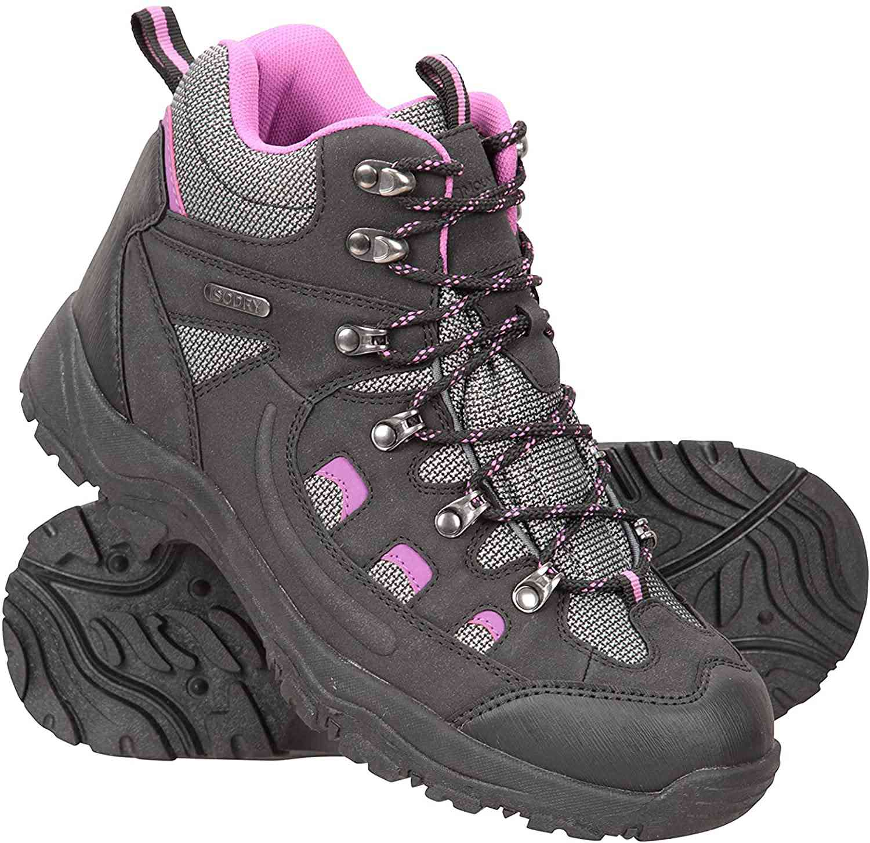 Mountain Warehouse Adventurer Waterproof Hiking Boots