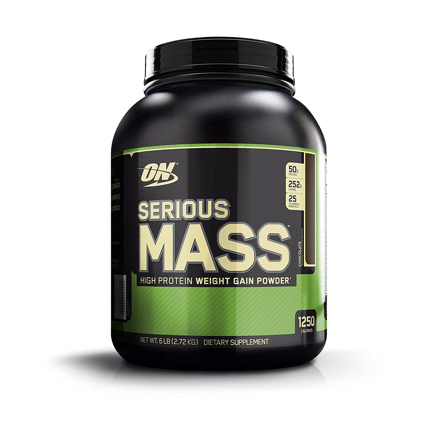 Best For Muscle Gain Optimum Nutrition Serious Mass Protein Powder