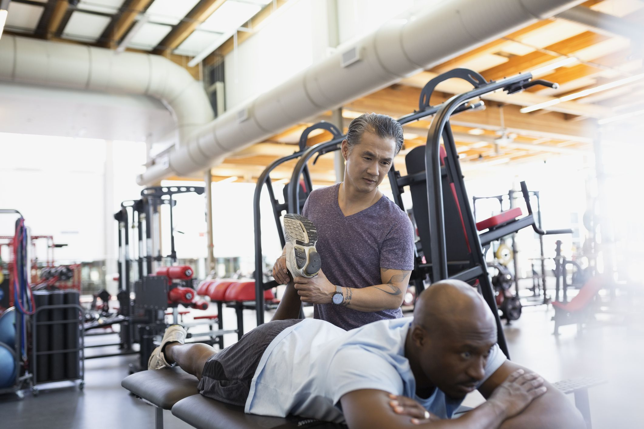 10 Reasons Youre Afraid To Hire A Personal Trainer