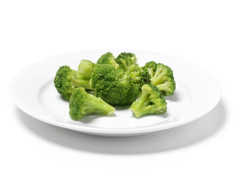 Cut Broccoli