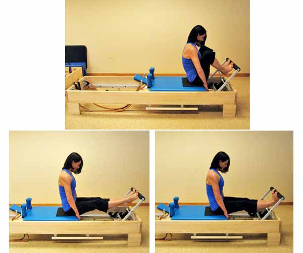 pilates stomach massage