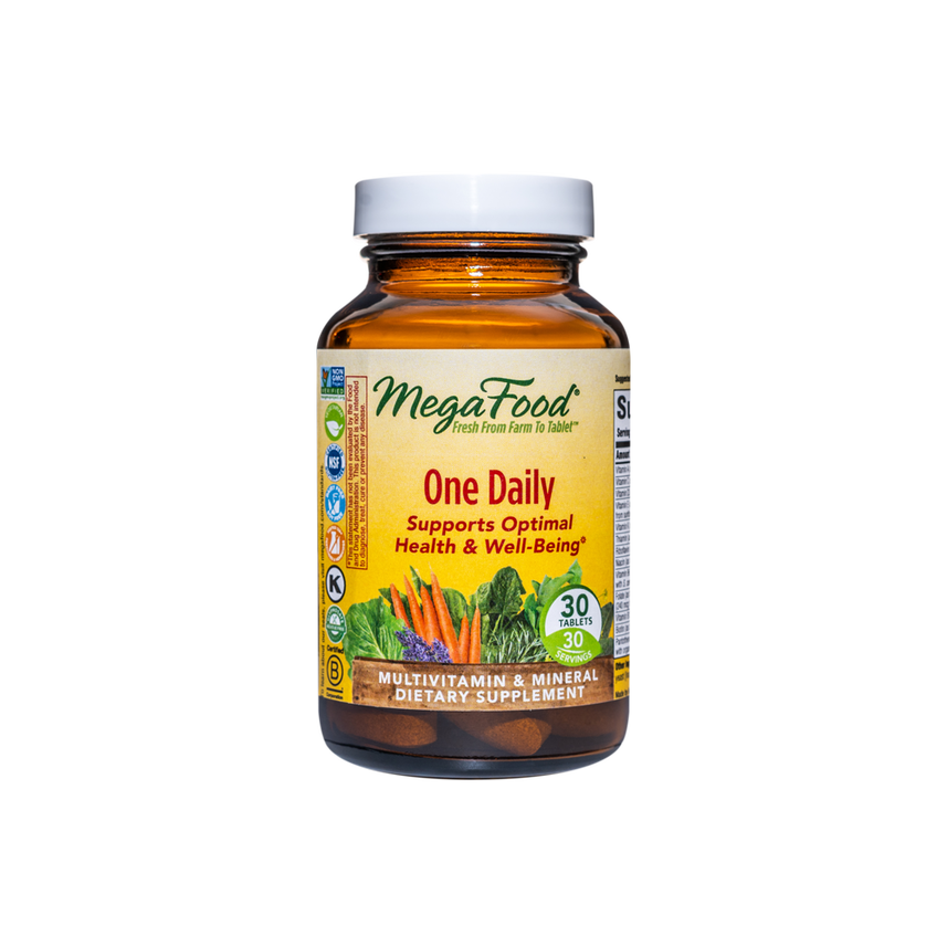 MegaFood One Daily Multivitamin