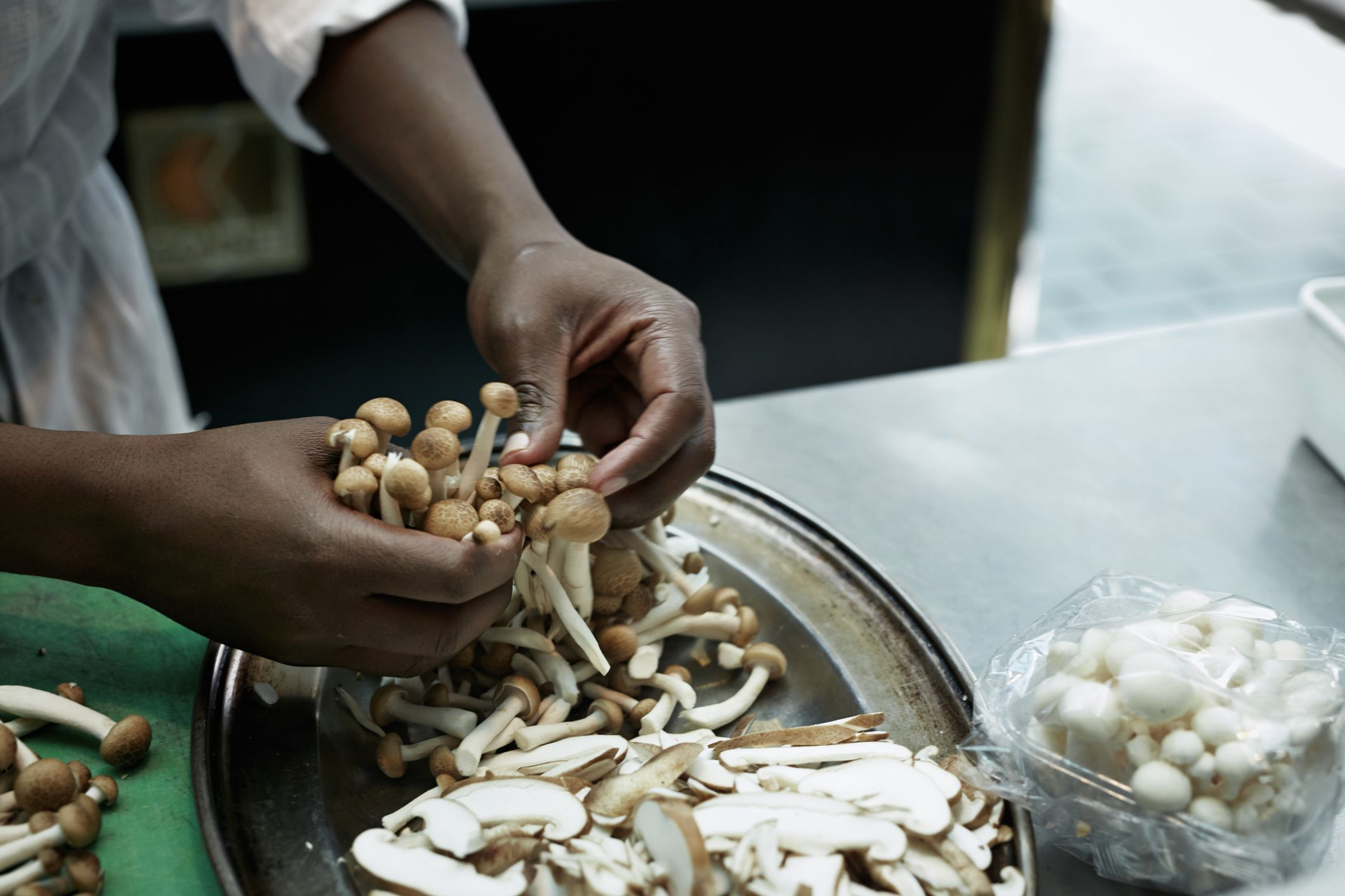 High Mushroom Consumption Associated With Lower Cancer Risk