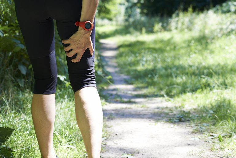 Chafing Prevention When Walking or Running