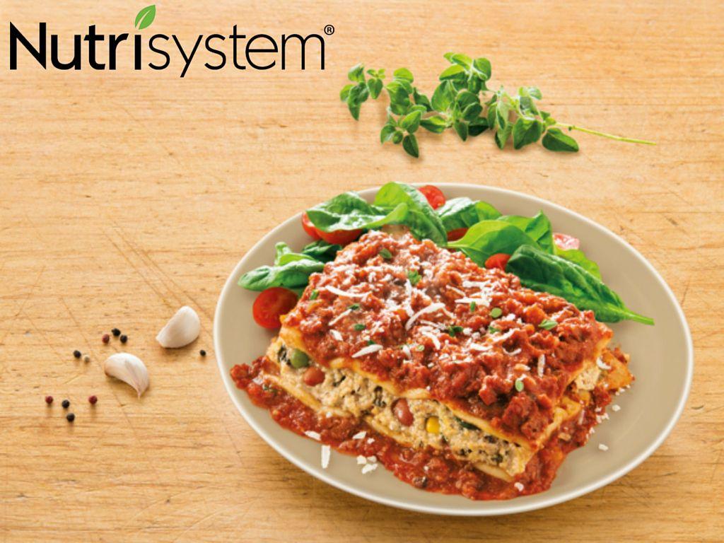 Revisión de alimentos Nutrisystem
