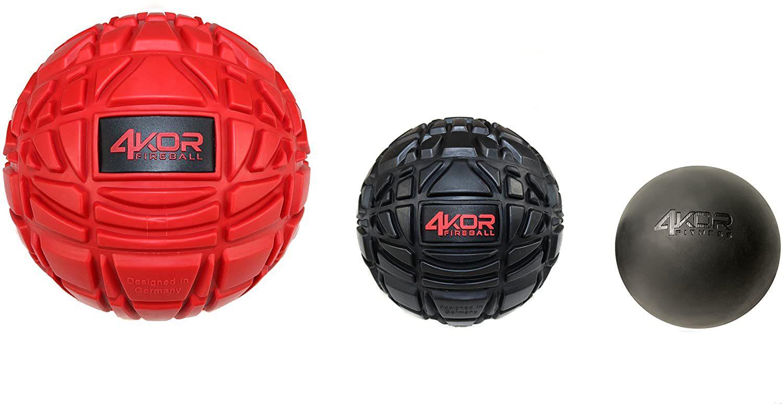 4KOR Fitness Ultimate Massage Ball Set