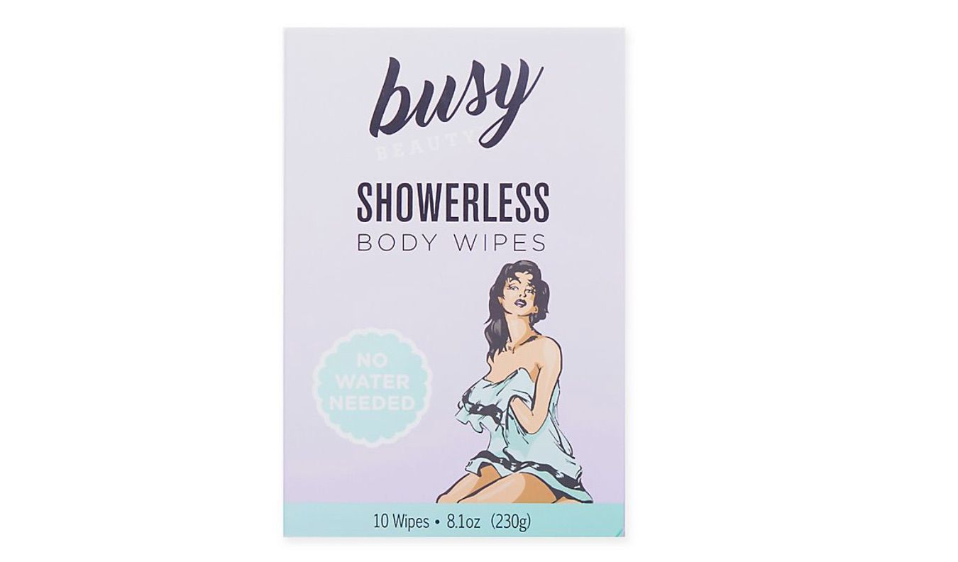 Busy Beauty Wipes