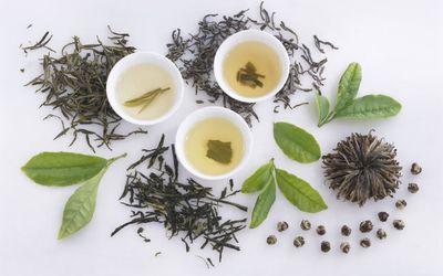 Chinese green tea health benefits