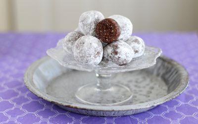 Chocolate Hazelnut Bites