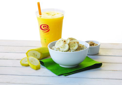 Healthy Jamba Juice Menu Items