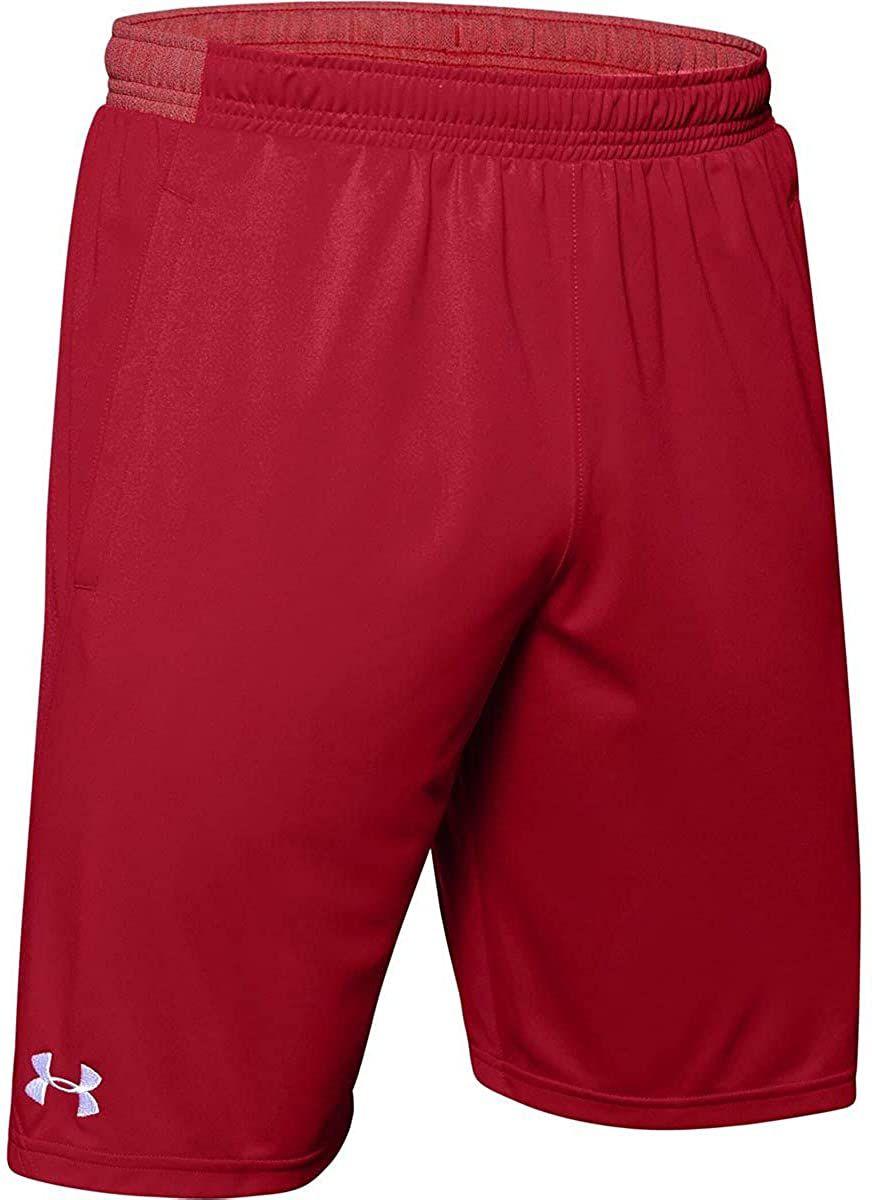 Under Armour Men's Locker Pocketed Shorts