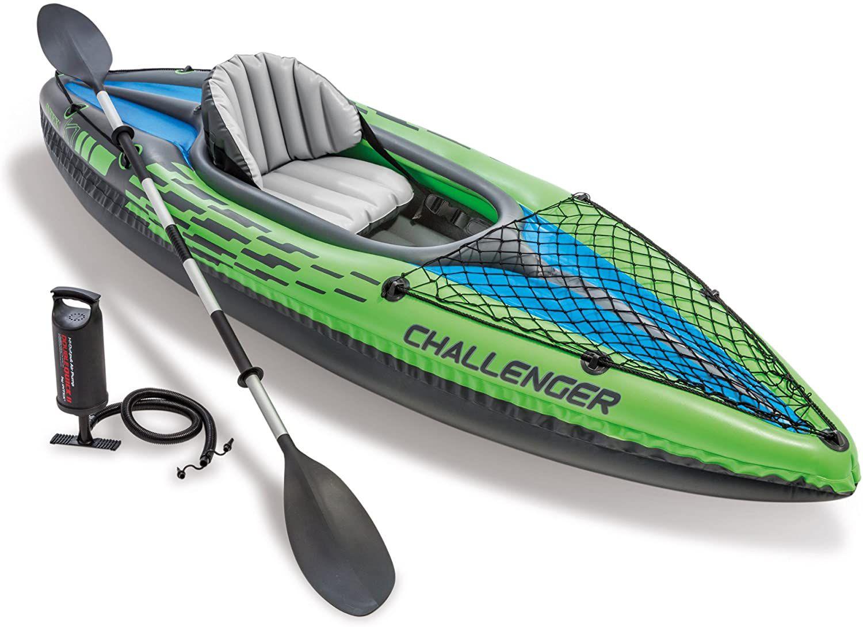 Intex Challenger Kayak Inflatable Set