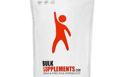 BulkSupplements Pea Protein Powder