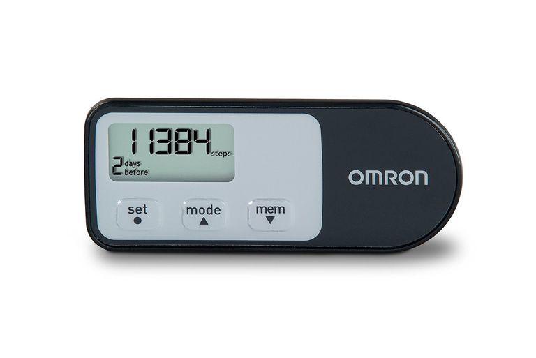 Omron Alvita Optimized HJ-321 Pedometer
