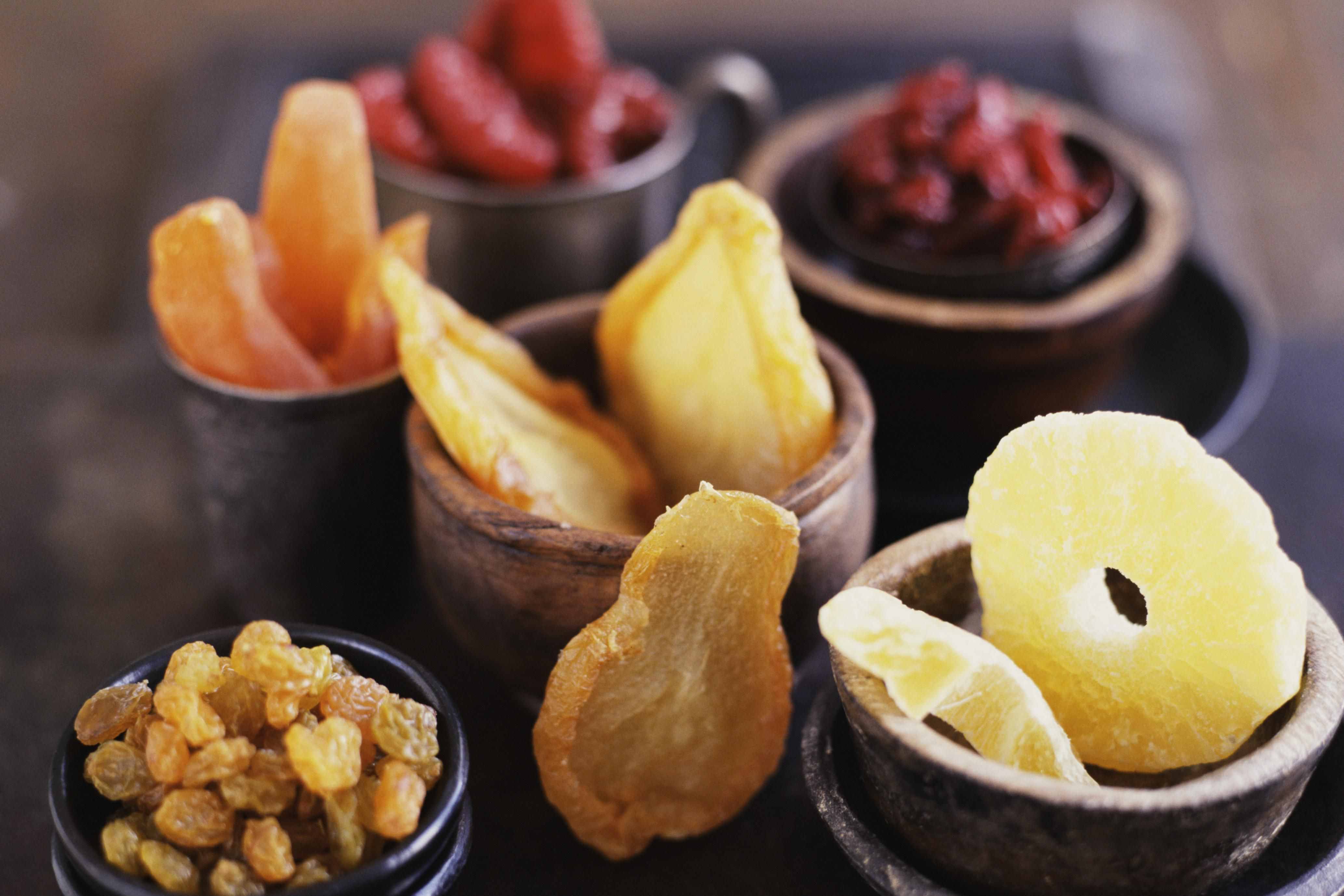 Dried Organic Barberries