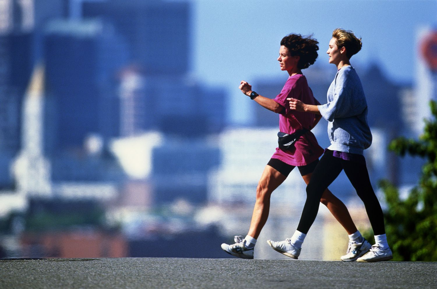 How Fast Is a Brisk Walking Pace?