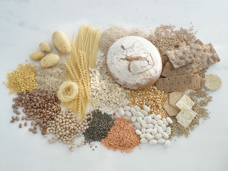 Complex carbohydrates are okay for a person with diabetes.