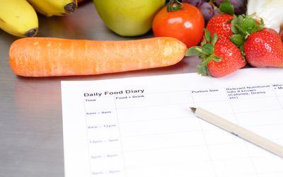Daily Food Diary