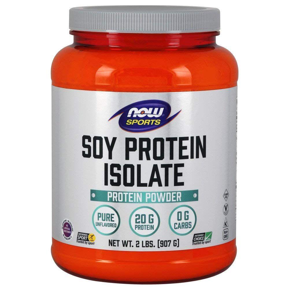 ahora-proteína de soja