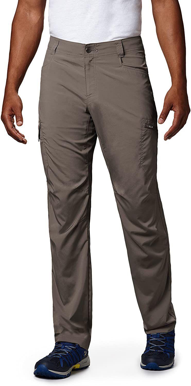 Columbia Men's Big-Tall Silver Ridge Stretch Pants