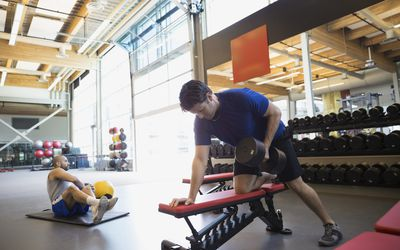 How to Set up a Split Strength Training Routine