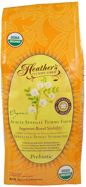 Heather's Tummy Care Acacia Senegal Tummy Fiber
