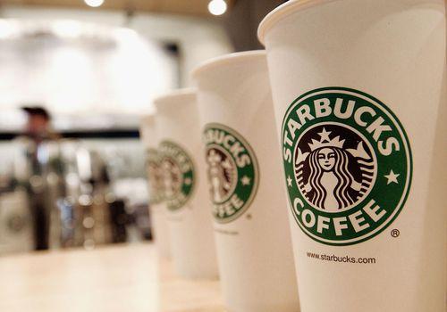 Tazas de Starbucks