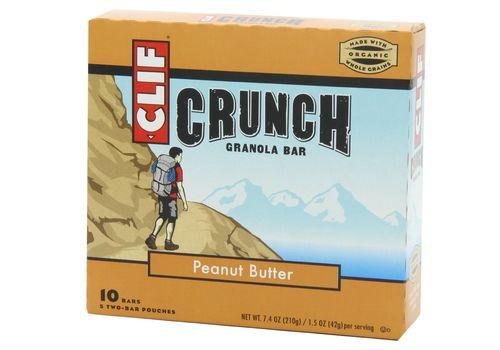 Clif Crunch Granola Bars