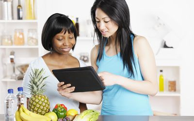 Dietitians and nutritionists are similar and can help improve your diet.