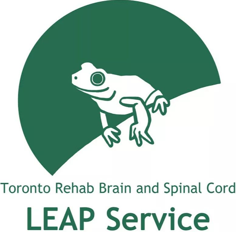 Toronto Rehab Brain and Spinal Cord LEAP Service
