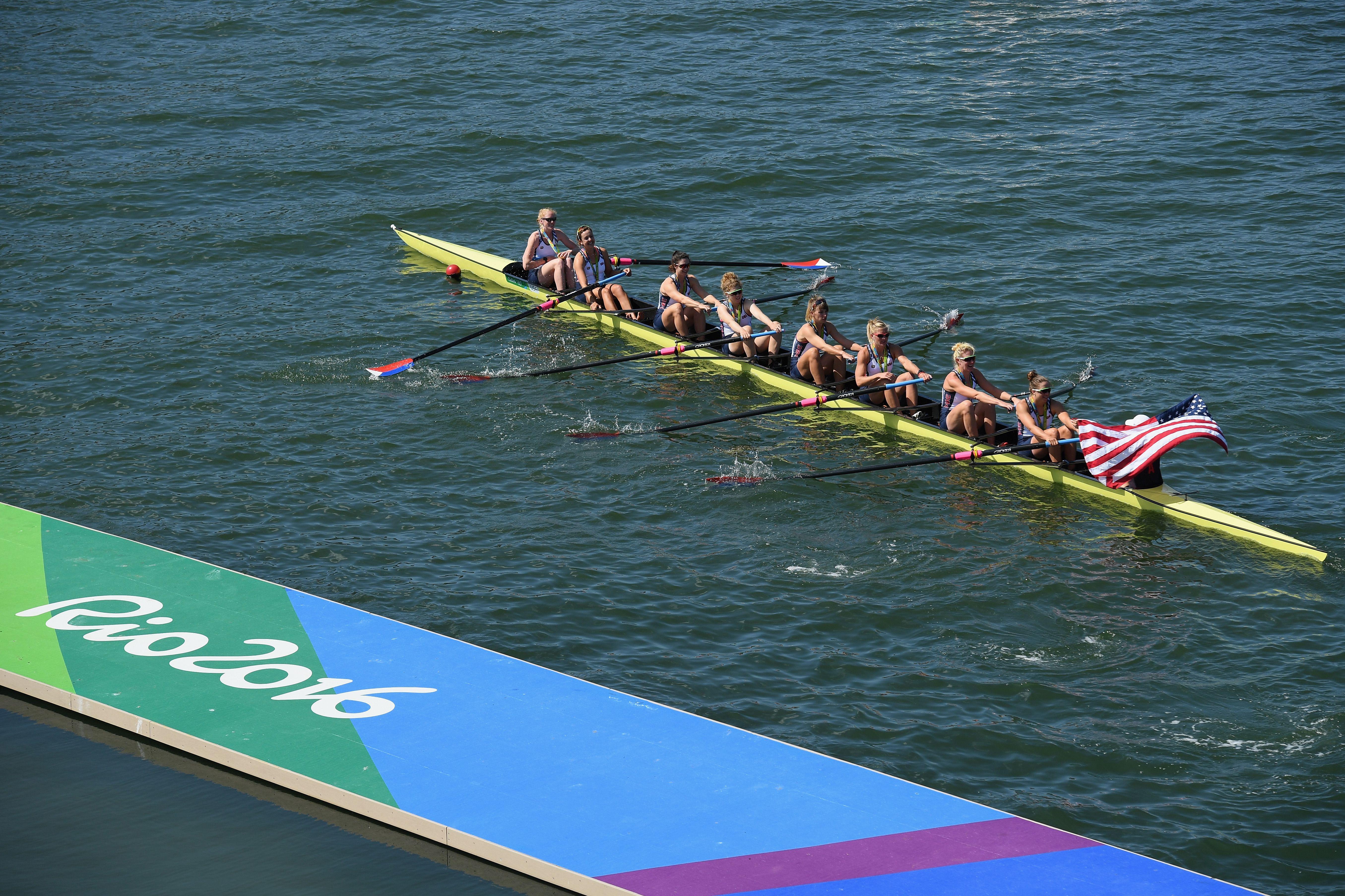 Remo en los Juegos Olímpicos de Río