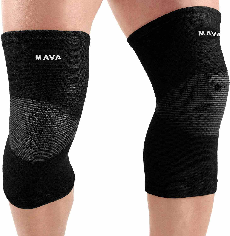 Mava Sports Knee Support Sleeves