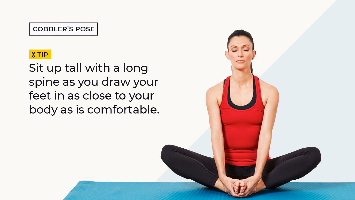 Butterfly Pose Benefits For Weight Loss