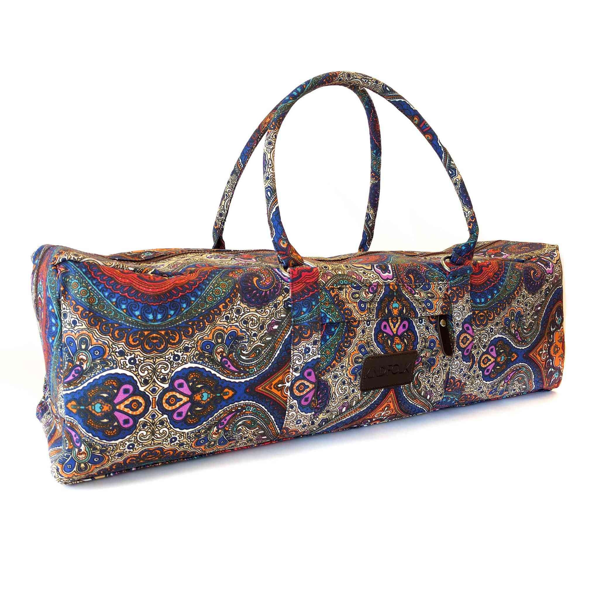 Kindfolk Yoga Mat Duffle Bag