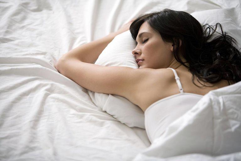 A good night's sleep is important.