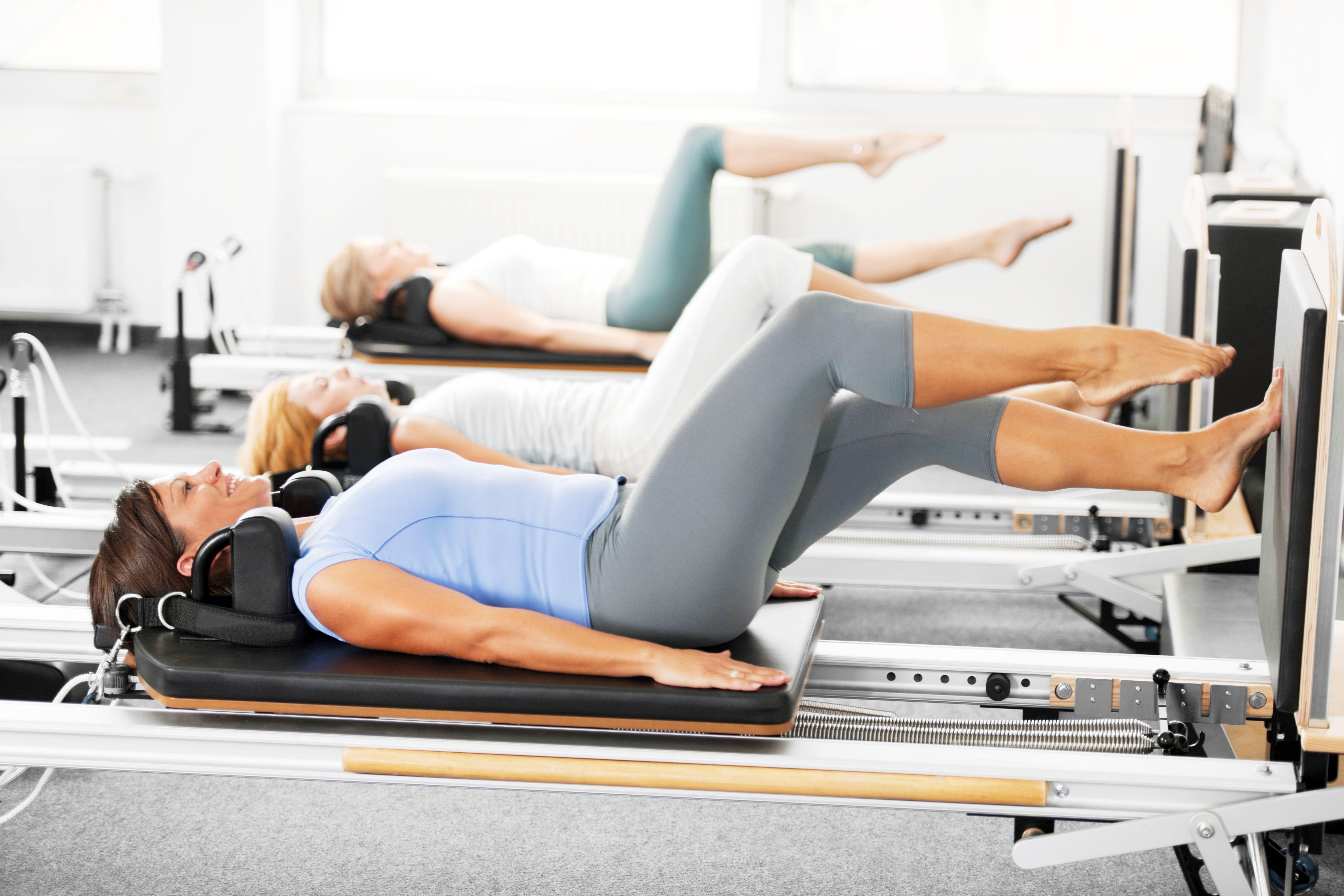 Pilates Machine.