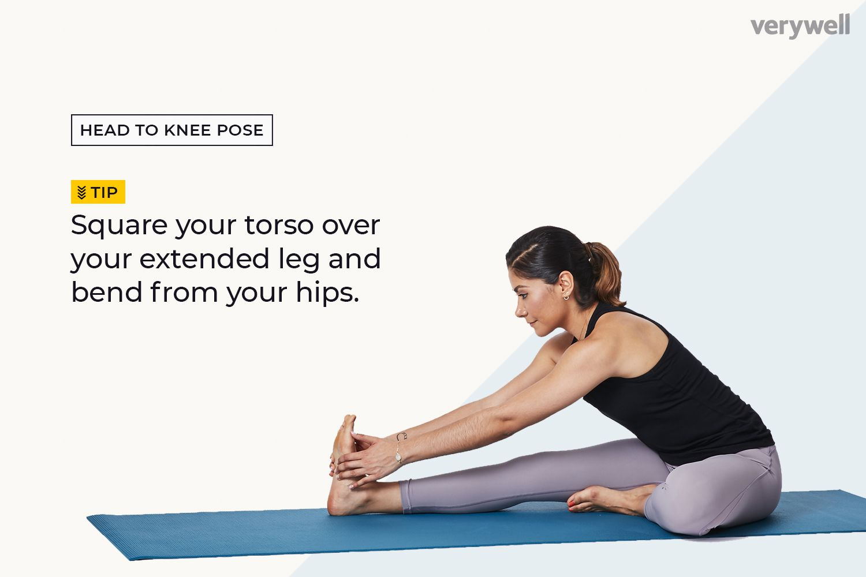 Head to Knee Pose (Janu Sirsasana)
